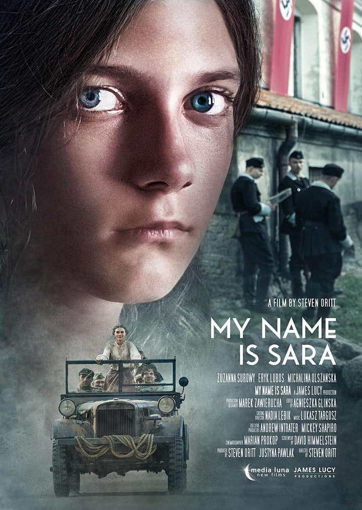 """My Name is Sara""  Q&A special event for Int'l Holocaust Remembrance Day image"