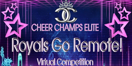 EXTREME GRAND CORONATION VIRTUAL CHEER COMPETITION tickets
