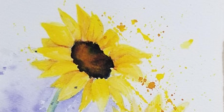 Beginners Watercolor Class tickets