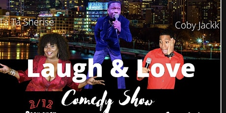 Laugh & Love Comedy Show tickets