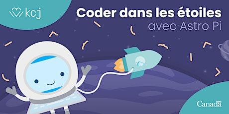 Envoyez votre code dans le cosmos avec Astro Pi : Mission Zéro! (VIRTUEL) tickets