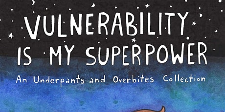 Jackie Davis + Huda Fahmy:  Vulnerability Is My Superpower tickets