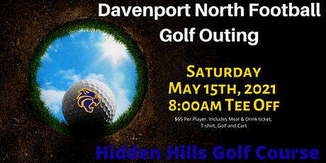2021 Davenport North Football Golf Outing tickets