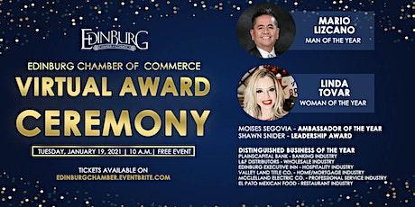 Edinburg Chamber Virtual Awards Ceremony tickets
