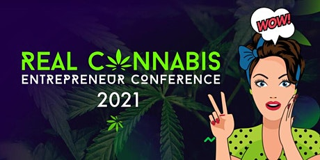 Real Cannabis Entrepreneur Virtual Conference NJ 2021 tickets