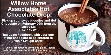 Hot Chocolate Pickup tickets