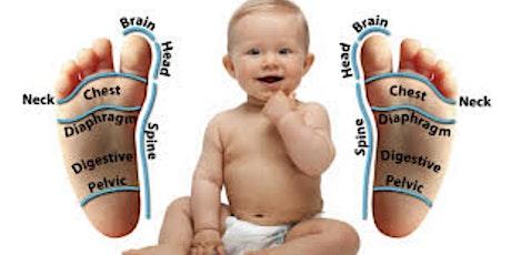 Reflexology workshop for babies tickets