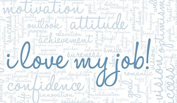Immagine Imparare ad amare il proprio lavoro