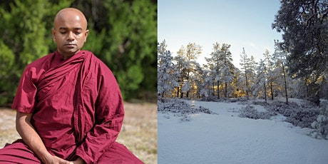 Saturday Morning Guest Dhamma Talk with Bhante San via ZOOM tickets