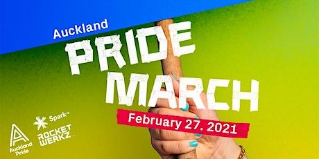 Auckland Pride March tickets