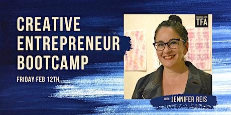 Creative Entrepreneur Bootcamp tickets