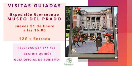 VISITA GUIADA MUSEO DEL PRADO con Guia Oficial entradas