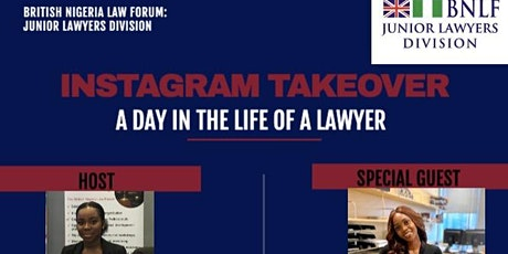 A Day in the Life of a Lawyer (Instagram Takeover) tickets