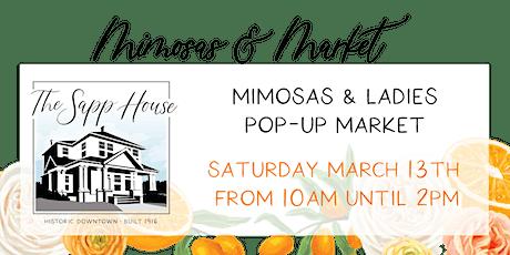 Mimosas & Market tickets