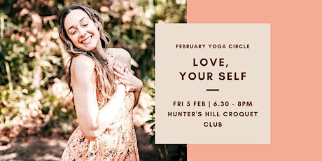 February Yoga Circle tickets