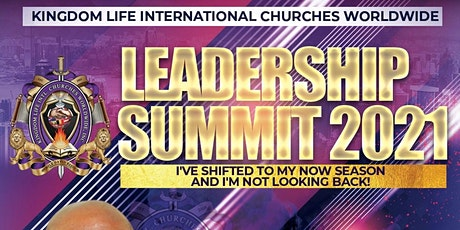 I've Shifted To My Now Season! Leadership Summit 2021 tickets