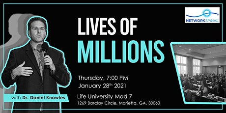 Lives of Millions tickets