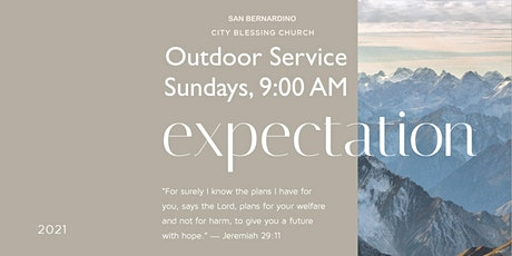 San Bernardino City Blessing Church 9AM Drive-In Service tickets