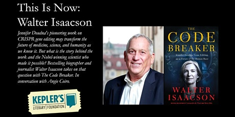 This Is Now: Walter Isaacson tickets