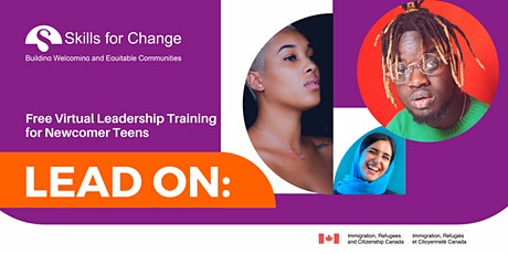 Info Session: Newcomer Teens Leadership Training Program tickets