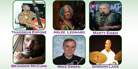 The Big Easy Mardi Gras Bash Streaming LIVE from The Watchung Arts Center entradas