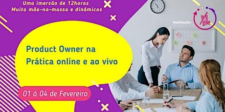 Product Owner na Prática | Online e Ao Vivo ingressos