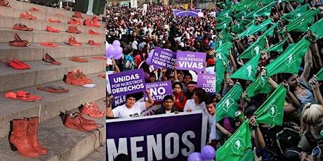 Den feministiska kampen mot könsrelaterat våld i Latinamerika:Fallet Mexiko tickets