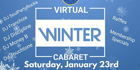 Virtual Winter Cabaret tickets