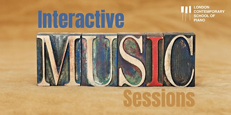 Kids Interactive Music Sessions (February 2021) tickets