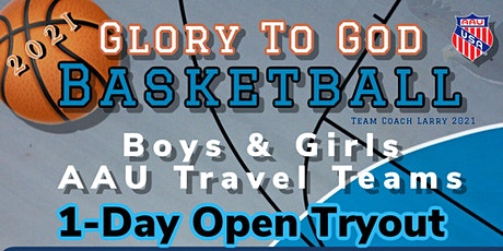 G2G Basketball 1-Day Open Tryout tickets