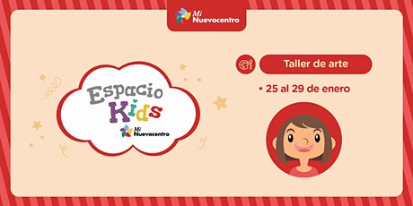 Espacio Kids- Arte tickets