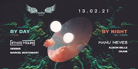 "Boat Party // Lucky Presents ''Stacie Fields (Day) & Manu Neves (Night)"" tickets"