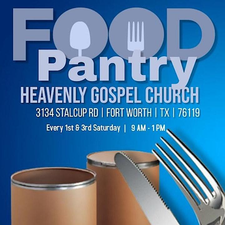 Food Pantry - FREE FOOD image