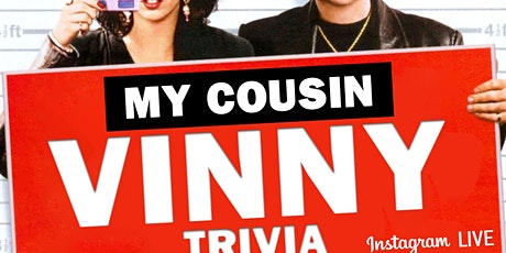 My Cousin Vinny Trivia on Instagram LIVE tickets