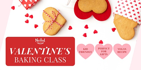 Virtual Valentine's Baking with Nested Naturals tickets