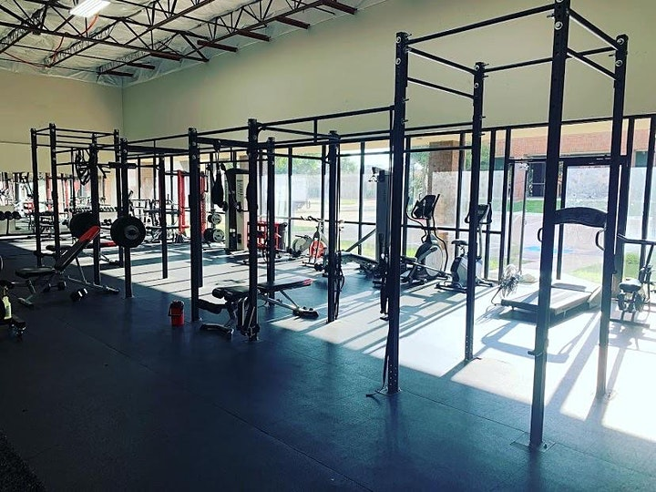 SUPER Saturday Workout at The Trainer's Gym! image