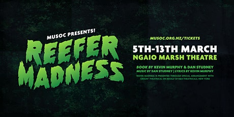 MUSOC Presents: Refer Madness tickets