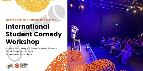 International Student Comedy Workshop 2021 tickets