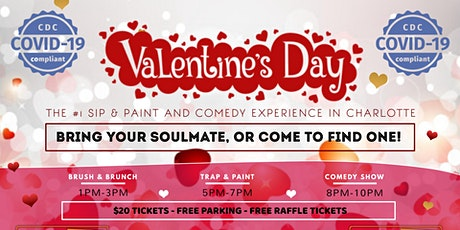 Queen City Valentines Day Celebration tickets