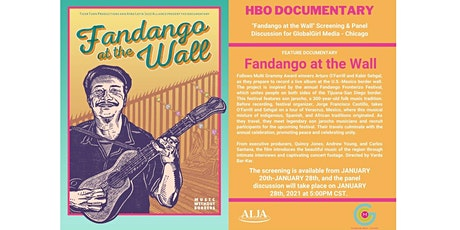FANDANGO AT THE WALL Screening & Panel tickets