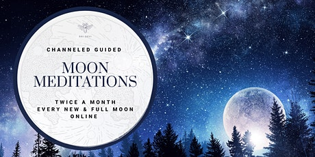 Full Moon in Leo Meditation tickets