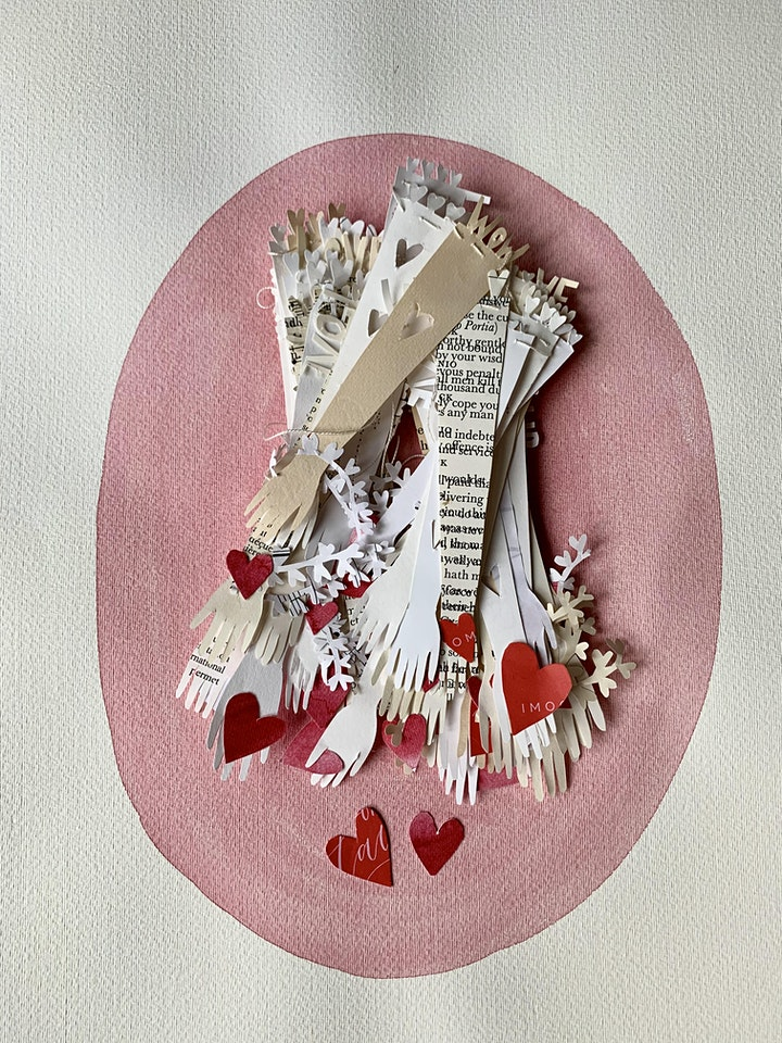 LOVE LETTERS and TOKENS image
