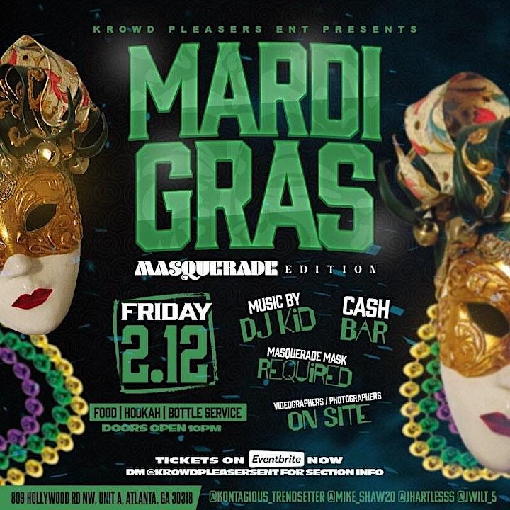 Mardi Gras Masquerade Party image