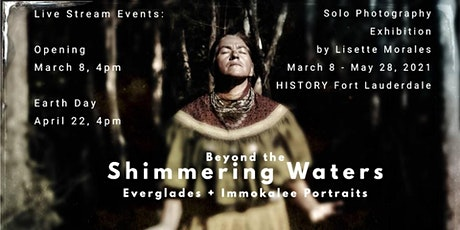 Beyond the Shimmering Waters Exhibition Opening tickets