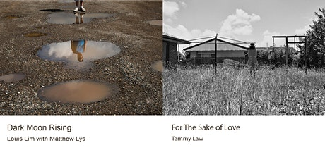 Dark Moon Rising and For the Sake of Love Exhibition Opening tickets