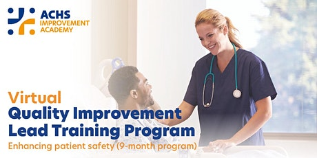 Virtual Quality Improvement Lead Training program (V-QIL) - Full Course tickets