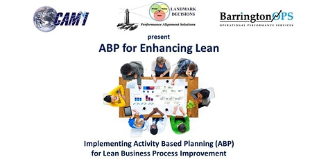 ABP for Enhancing Lean - Non-Canadian Registrants (US$) tickets