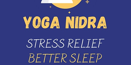 Yoga Nidra tickets