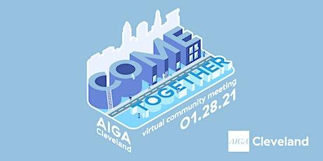 January Virtual Community Meeting tickets