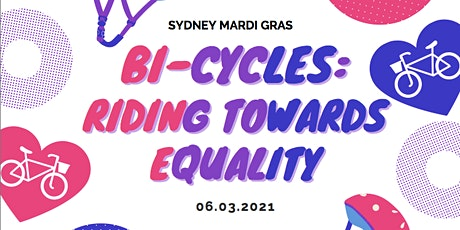 Bi+ Visibility: Mardi Gras Float 2021 (2nd Release) tickets